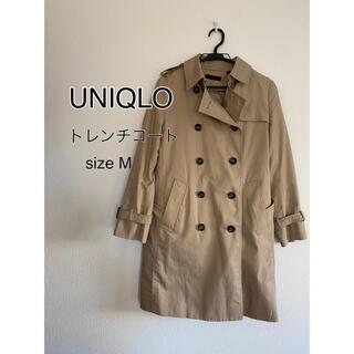ユニクロ(UNIQLO)の本日500円オフ!UNIQLOトレンチコート (トレンチコート)