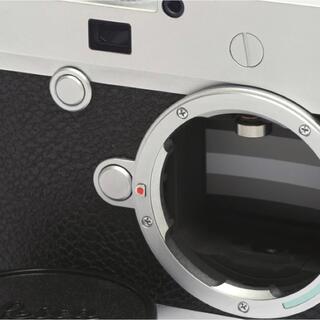 ライカ(LEICA)の【美品】Leica M10-P シルバークローム クーポン値下げ(デジタル一眼)