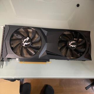 エイスース(ASUS)のZotac RTX 2080 super(PCパーツ)