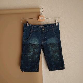 男の子 130 デニム 半ズボン 新品(パンツ/スパッツ)