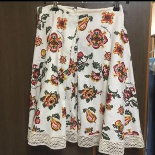 ロイスクレヨン(Lois CRAYON)の【値下げ!】Lois Crayon 膝丈スカート(ひざ丈スカート)