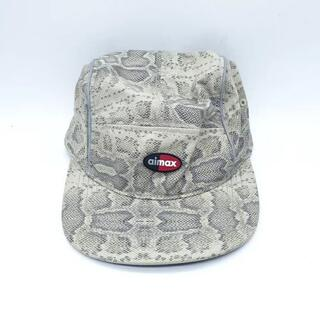 シュプリーム(Supreme)のSUPREME 16ss NIKE AIR MAX RUNNING CAP(キャップ)