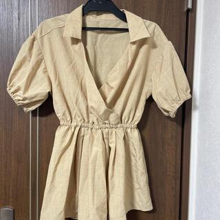 ウィゴー(WEGO)のトップス 春夏 フリーサイズ(シャツ/ブラウス(半袖/袖なし))