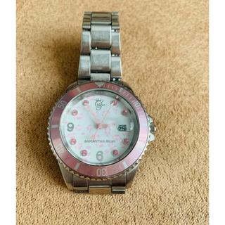 サマンサシルヴァ(Samantha Silva)のSAMANTHA SILVA 腕時計✩.*˚(電池交換済み)(腕時計)