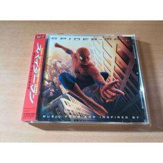 映画サントラCD「スパイダーマンSPIDER-MAN」●(映画音楽)