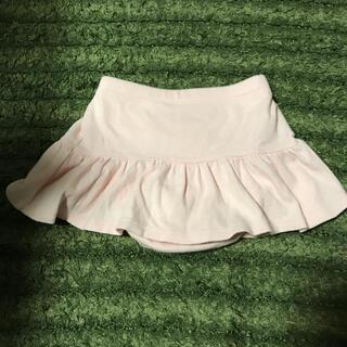 ラルフローレン(Ralph Lauren)のラルフローレン Ralph Lauren ピンク スカート 80(スカート)