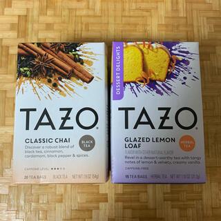 スターバックスコーヒー(Starbucks Coffee)のTAZO2箱セット(茶)