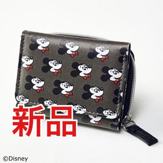 シップス(SHIPS)の【お値下げ中】mini3月号付録 ミッキーマウス ミニ財布(財布)