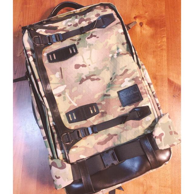MSPC(エムエスピーシー)のマスターピース  ポテンシャル 3way 限定カラー メンズのバッグ(バッグパック/リュック)の商品写真