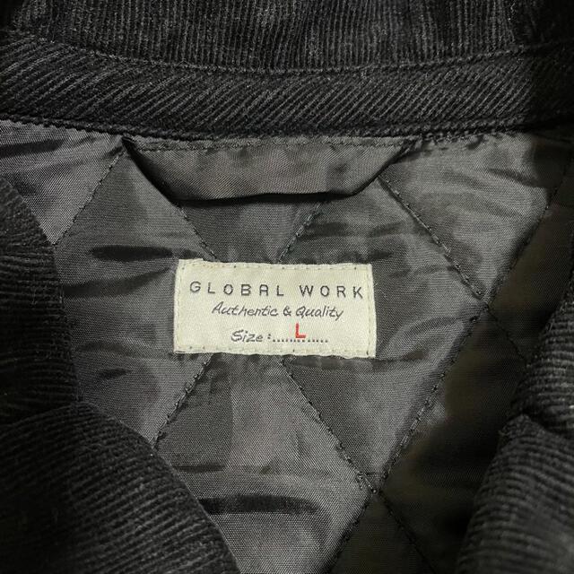 GLOBAL WORK(グローバルワーク)のGLOBALWORK / コート レディースのジャケット/アウター(ダウンコート)の商品写真