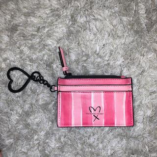 ヴィクトリアズシークレット(Victoria's Secret)のvicttoria's secret 小銭、カードケース(コインケース)