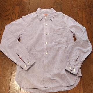 OMNIGOD オムニゴッド シャツ シャンブレーシャツ デニムシャツ M