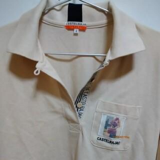 カステルバジャック(CASTELBAJAC)のCASTELBAJACカステルバジャック 長袖ポロシャツ レディース(ポロシャツ)