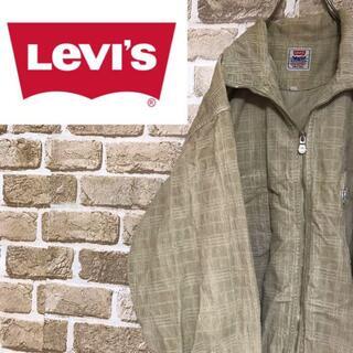 リーバイス(Levi's)の【リーバイス】Levi's イタリア製 コーデュロイジャケット ベージュ(その他)