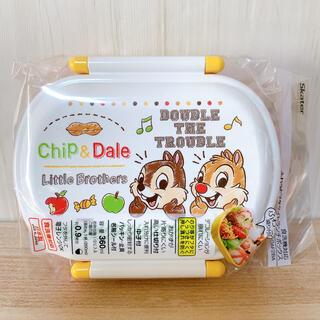 チップアンドデール(チップ&デール)のチップ&デール☆ふわっとフタランチボックス 弁当箱(弁当用品)