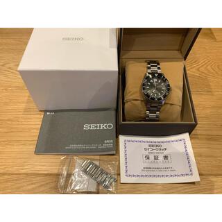セイコー(SEIKO)のSEIKO sbdc101 グレー文字盤 美品(腕時計(アナログ))