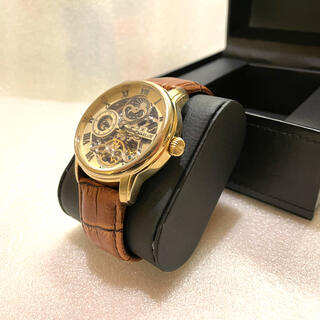 アーンショウ(EARNSHAW)の【メンズ腕時計】EARNSHAW(アーンショウ) 自動巻きES-8006-06(腕時計(アナログ))