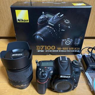 ニコン(Nikon)のD7100 18-105 VR Kit Nikon(デジタル一眼)