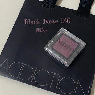 アディクション(ADDICTION)のADDICTION アディクション  Black Rose 136 (アイシャドウ)