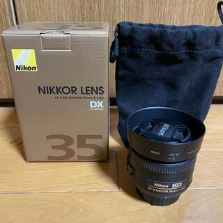 ニコン(Nikon)のNikon NIKKOR LENS 単焦点レンズ (レンズ(単焦点))