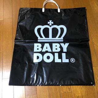 ベビードール(BABYDOLL)のbabydollショッパー ★最終値下★(ショップ袋)