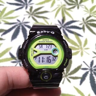 ベビージー(Baby-G)のCASIO Baby-G bg-6903 ジーショック ブラックスケルトン(腕時計)