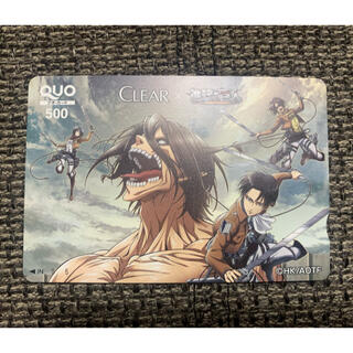 進撃の巨人 カード レア(カード)