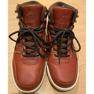 ヴァンズ(VANS)のvans ブーツ メンズ 28cm(ブーツ)