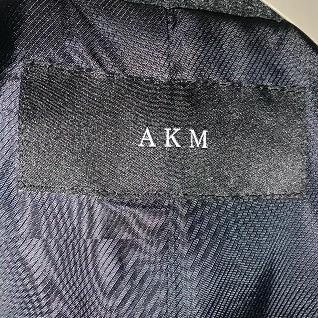 AKM(エイケイエム)の大幅値下げ!!AKM ダウンジャケット メンズのジャケット/アウター(ダウンジャケット)の商品写真