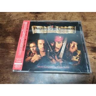 CD「パイレーツ・オブ・カリビアン呪われた海賊たち」映画OST●(映画音楽)