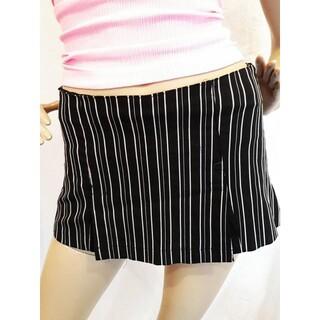 アナップラティーナ(ANAP Latina)のANAP USA ショーパン ミニ スカート 黒(ショートパンツ)