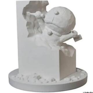 メディコムトイ(MEDICOM TOY)の新品、未開封!!彫刻家ドラえもん White Ver.  メディコムトイ(キャラクターグッズ)