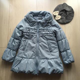 ポンポネット(pom ponette)のポンポネット ジャンパー コート 130  ベレー帽セット(コート)