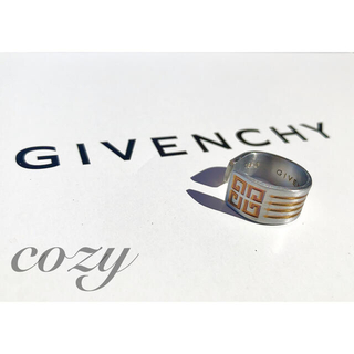 ジバンシィ(GIVENCHY)のGIVENCHY スプーンリング チタン風(リング(指輪))