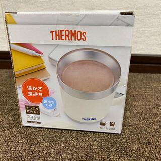 サーモス(THERMOS)のサーモス 保温マグカップ 350ml JDC-351(グラス/カップ)