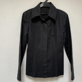 セシルマクビー(CECIL McBEE)のセシル ブラックジャケット(テーラードジャケット)