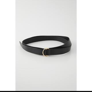 リエンダ(rienda)のリエンダ rienda double waist belt (ベルト)