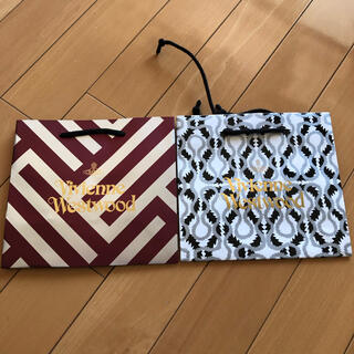 vivienne クリスマス限定 ショッパー(ショップ袋)