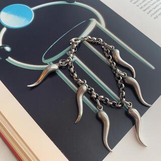 マルタンマルジェラ(Maison Martin Margiela)のVintage silver925 Horn Bracelet(ブレスレット/バングル)