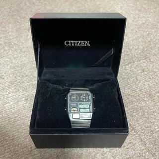 シチズン(CITIZEN)のとろろさん専用 CITIZEN ANA-DIGI Ver.3/シチズン (腕時計(アナログ))