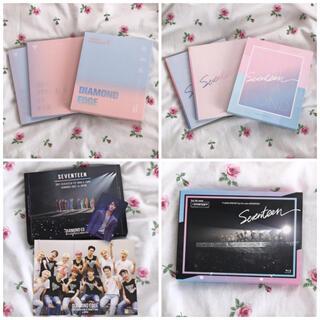 セブンティーン(SEVENTEEN)のSEVENTEEN SVT セブチ DVD(K-POP/アジア)