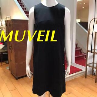 ミュベールワーク(MUVEIL WORK)のMUVEIL  ミュベール  ワンピース(ひざ丈ワンピース)