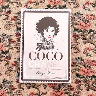 シャネル(CHANEL)の新品 CHANEL シャネル 洋書 ファッションブック ミーガン・ヘス COCO(洋書)