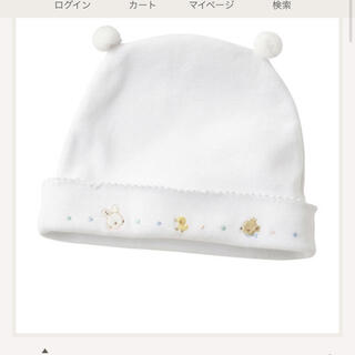 familiar - ファミリア♡ベビー帽子♡