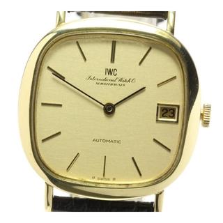 インターナショナルウォッチカンパニー(IWC)のIWC  K18YG cal.3252 3278 自動巻き メンズ 【中古】(腕時計(アナログ))
