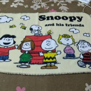 スヌーピー(SNOOPY)のスヌーピー ブランケット🟨(毛布)
