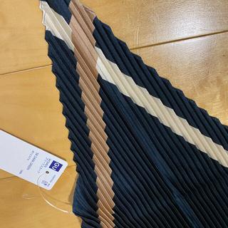 ジーユー(GU)のGU プリーツスカーフ 2個セット(バンダナ/スカーフ)