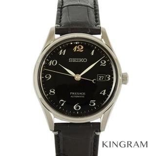 セイコー(SEIKO)のセイコー プレサージュ 漆塗り 蒔絵  メンズ腕時計(腕時計(アナログ))