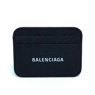 バレンシアガ(Balenciaga)の新品同様 バレンシアガ 593812 キャッシュ カードホルダー パスケース(名刺入れ/定期入れ)