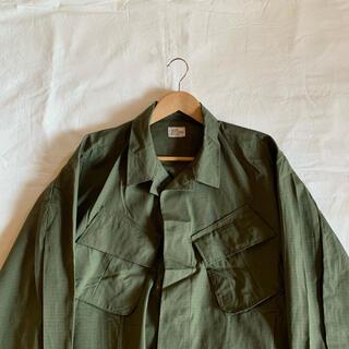 エンジニアードガーメンツ(Engineered Garments)の1969s usarmy ジャングルファティーグジャケット(ミリタリージャケット)